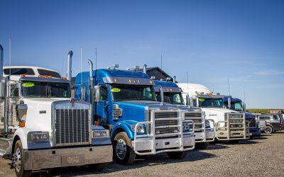 Where is the Trucking Industry Trending Towards?