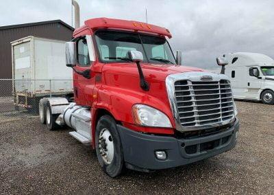 Semi Truck Winnipeg